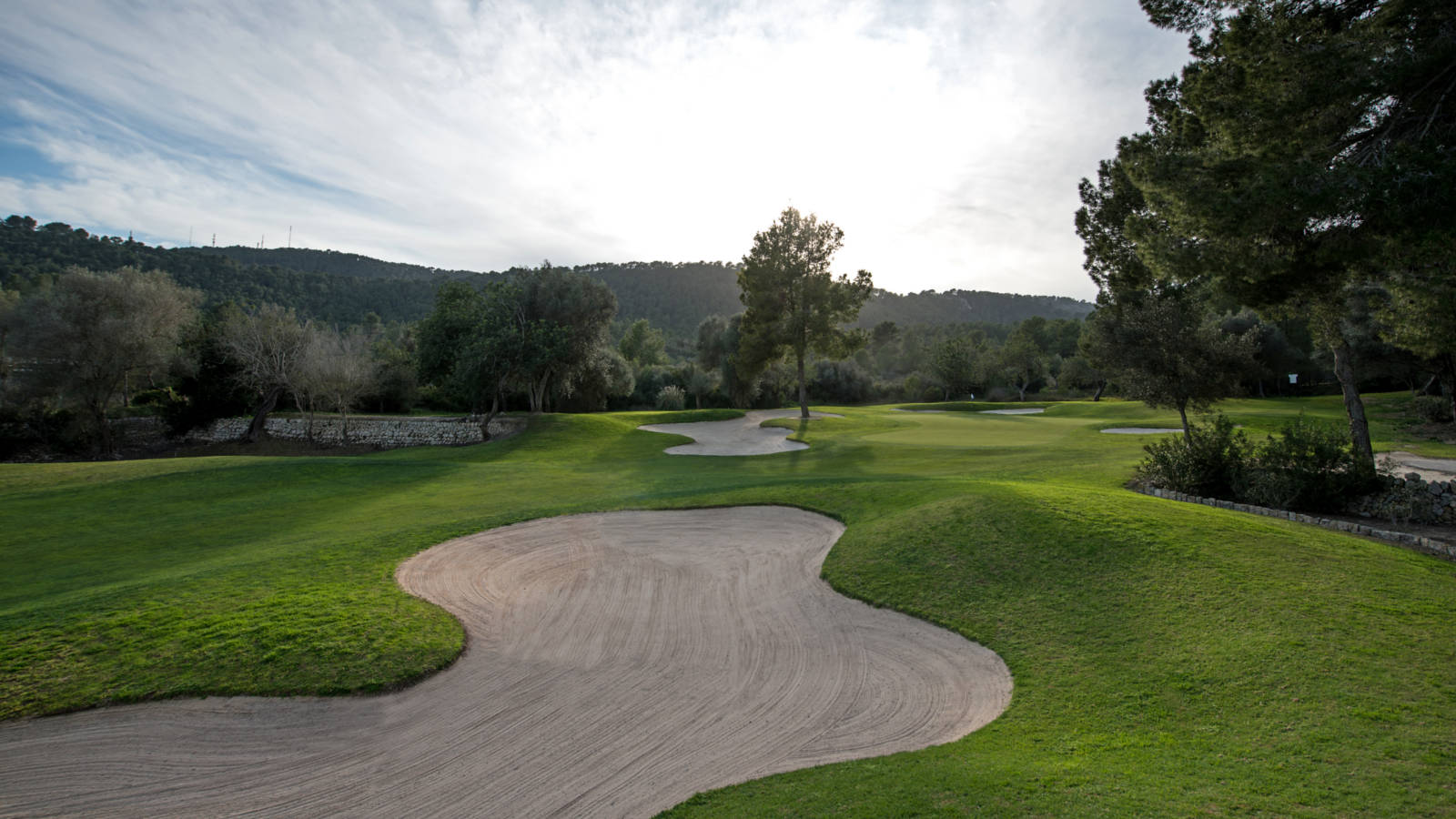 Campo de Golf Son Muntaner en Arabella Golf